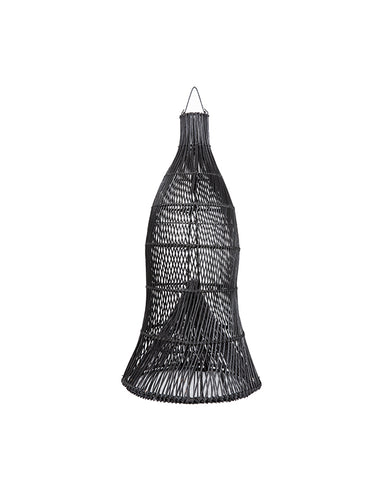 Fishing Basket Pendant Black 20x70