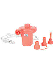 Car Air Pump - Hot Coral