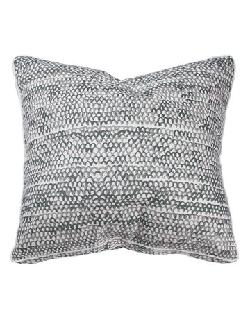 Coastal Fish Scale Cushion 55x55