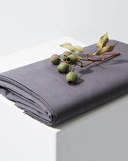 Eucalyptus Sheet Set Charcoal