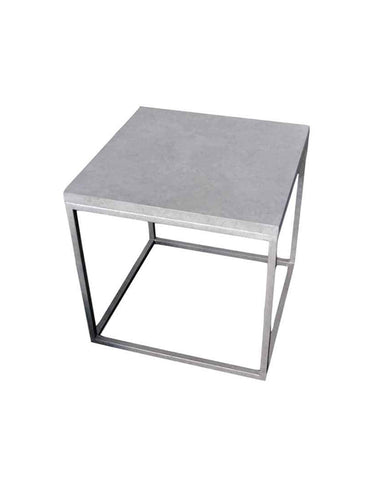 Chill Side Table (zinc)