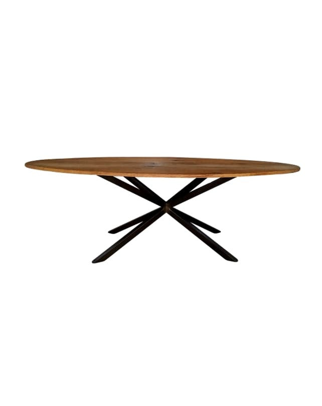 Fiorucci Oval Dining Table