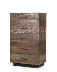 Dennis 5 Drw Highboy