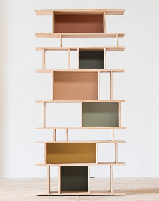 Domino Bookcase