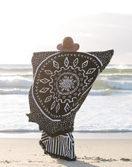The Dreamtime roundie towel