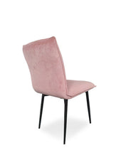 Duax Dining Chair - Pink