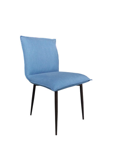 Duax Dining Chair - Light Blue