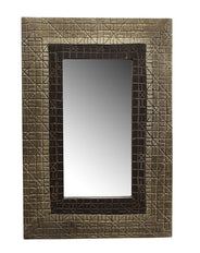 Wooden Carved Mirror