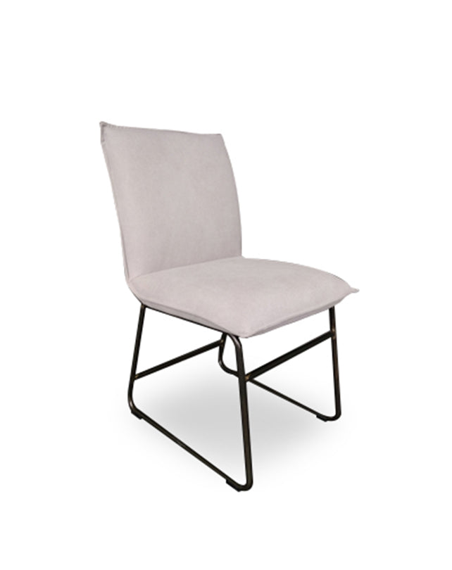 Elco Dining Chair - Slate Grey