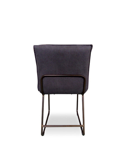 Elco Dining Chair - Charcoal