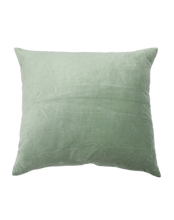 Essential Lichen Velvet Cushion 50x55