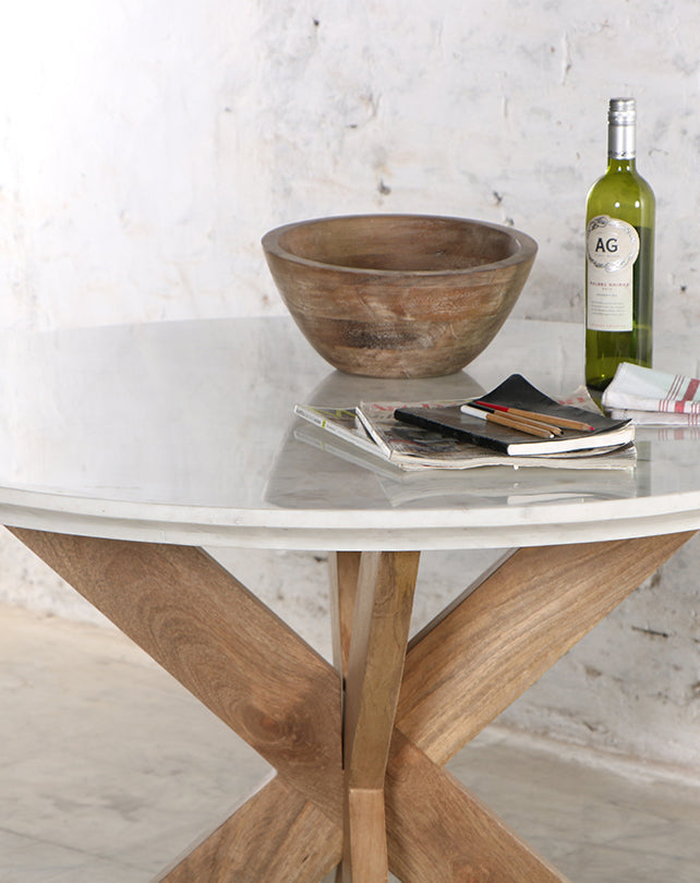 Garcia Round Dining Table