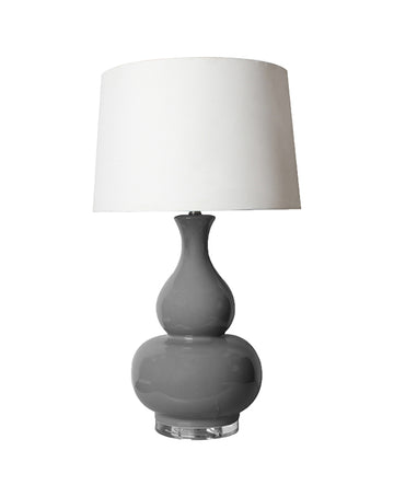 Hailstorm Lamp - Pewter