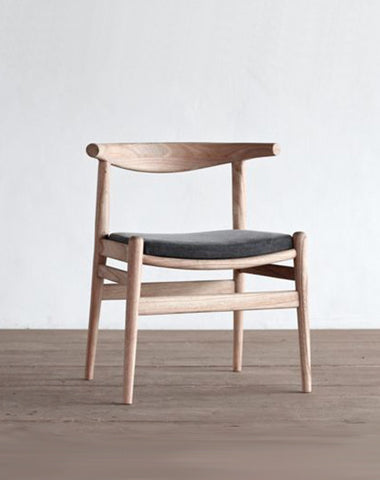 Hansje Chair (Natural/Charcoal)