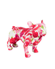 Fabric Covered French Bulldog
