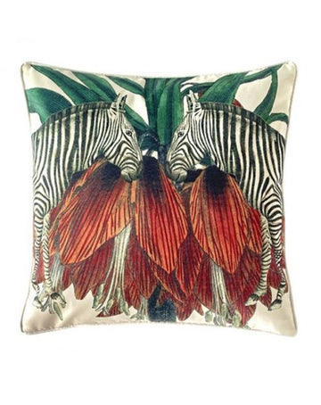 Isla Zebre Cushion 45x45