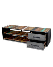 Kleo TV Dresser 2 drw 2 shelf