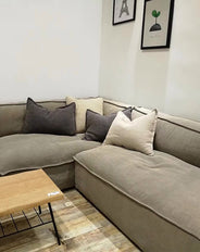 Kairakau Corner 3 Pc Sofa