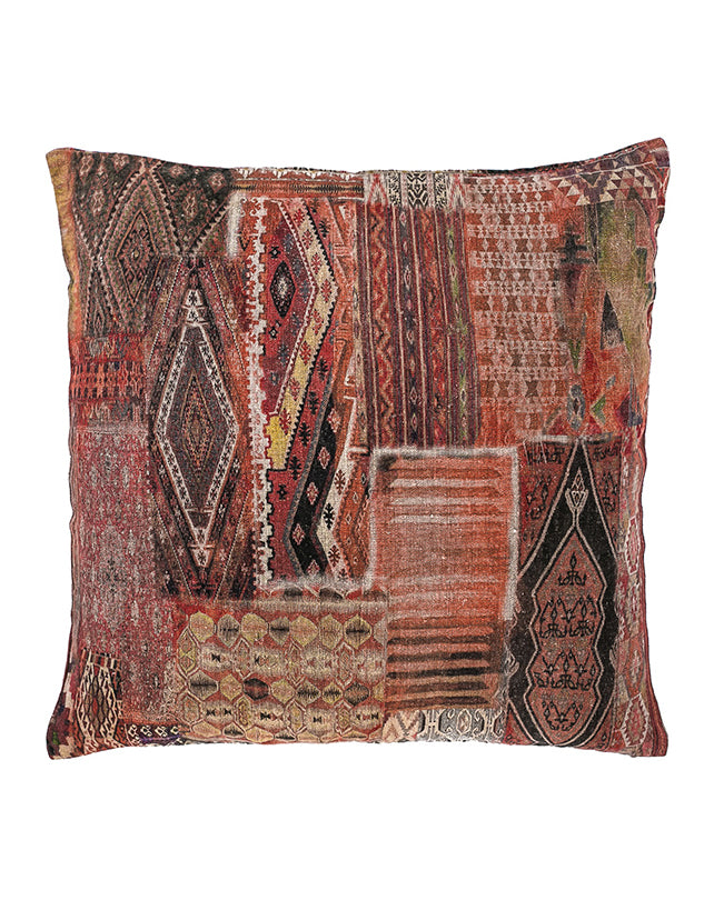 Kilm Cushion Aztec Multi 50x50