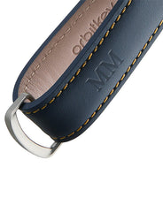 Orbitkey - Leather Navy/Tan