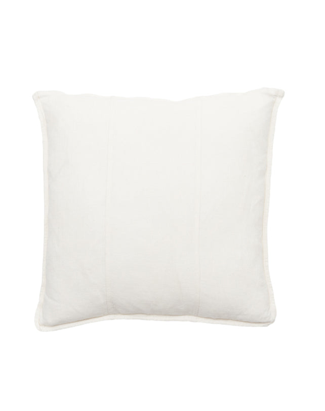 Luca Cushion White 60x60