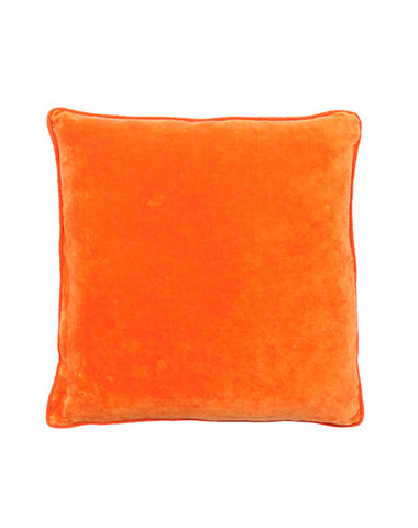 Lynette Orange Cushion 50x50