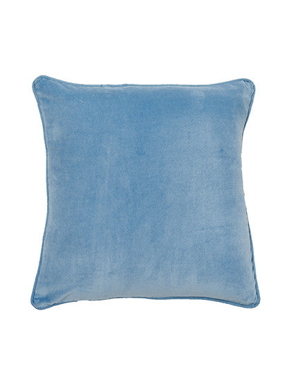 Lynette Soft Blue Cushion 60x60