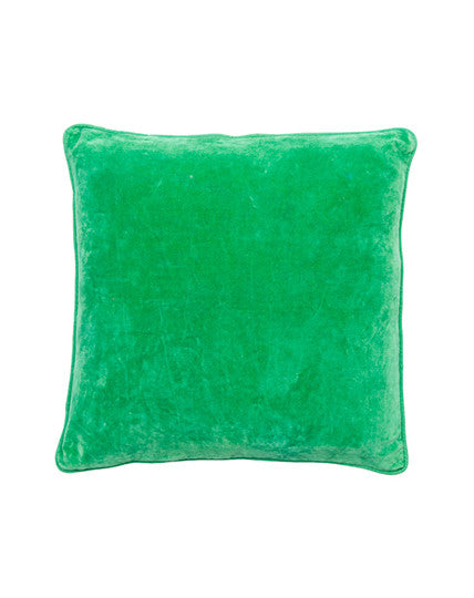 Lynette Green Cushion 50x50