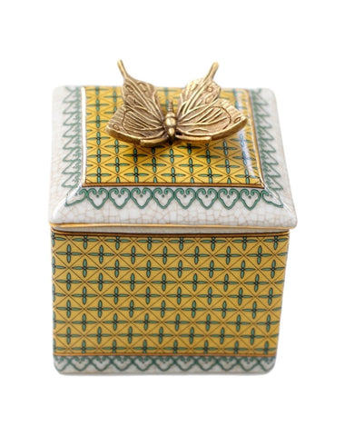 Pacific Trinket Box Papillon