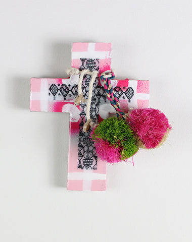Blush Adah Mini Cross