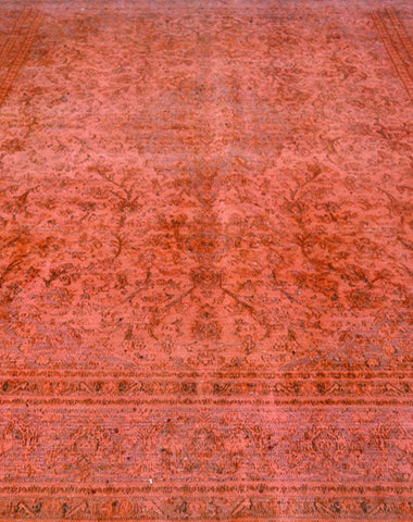 Reloaded Rug Orange 386x285