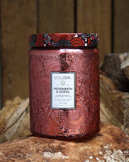 Voluspa Persimmon & Copal Candle