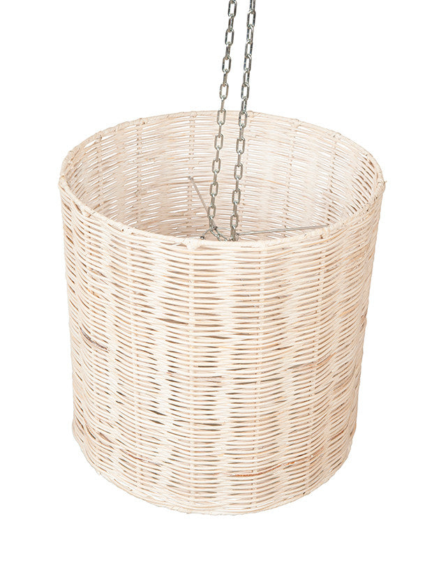 Rattan Cylinder Light Shade 40cm