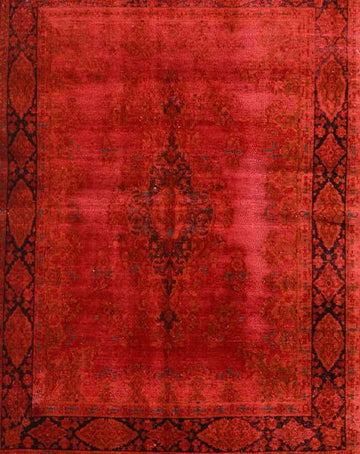 Reloaded Rug Red 211x151