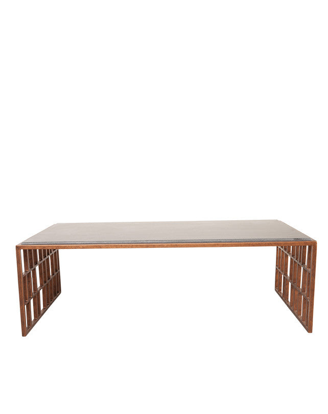 Republic Coffee Table (granite top)
