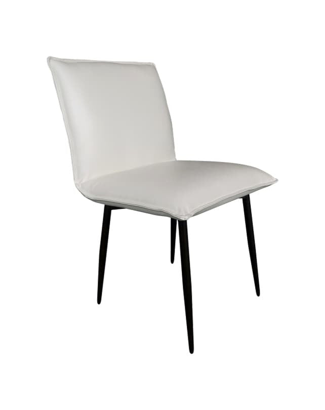 Duax Dining Chair - Fox White