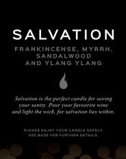 Asylum Candle - Salvation