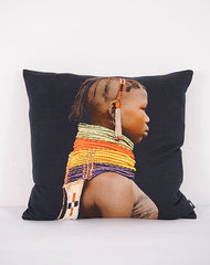 Samburu Woman cushion