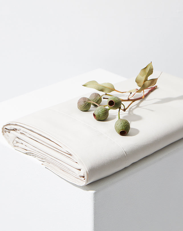 Eucalyptus Sheet Set Sand