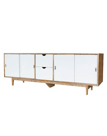 Sliding Door Polo Buffet