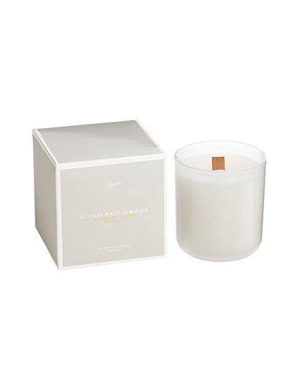 Sohum Coconut Grass Candle