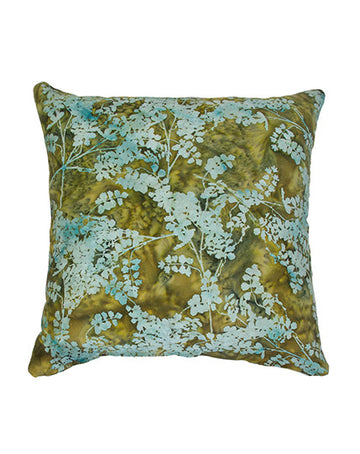 Spring Fern Cushion 55x55