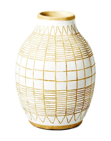 Migrate White Vase (Large)