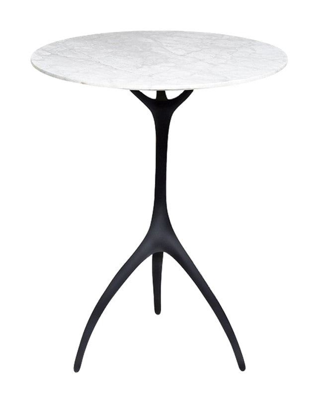 Great Talon Round Bistro Table (Marble)