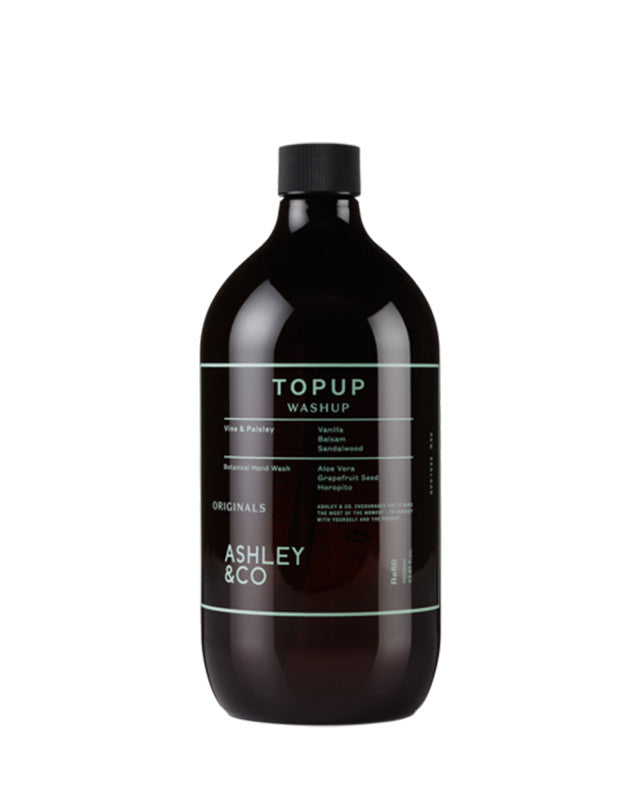 Top Up 1000ml - Vine & Paisley