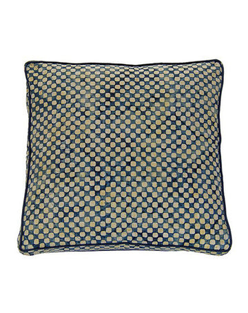 Tribal Check Cushion