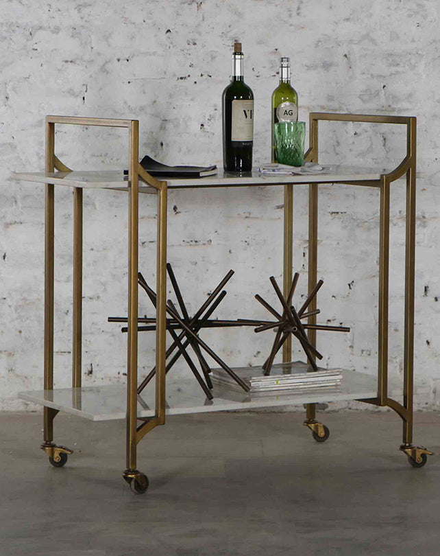 Valentina Bar Cart