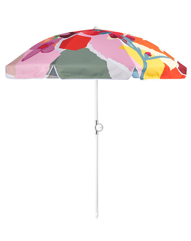 Wildflowers Beach Umbrella