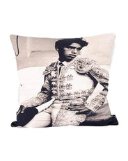 Young Matador cushion