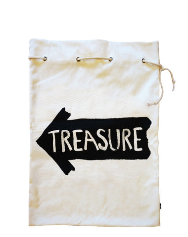 Treasure Sack - Black
